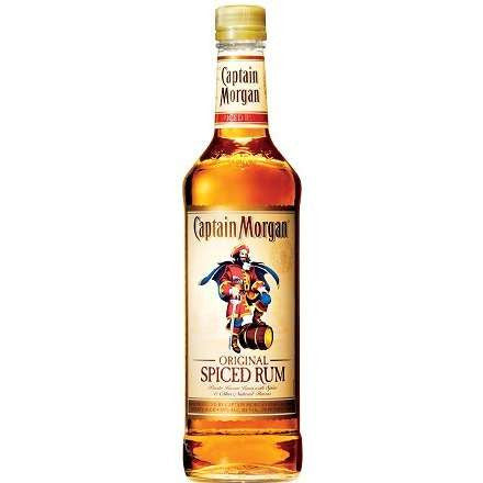 CAPTAIN MORGAN® ORIGINAL SPICED GOLD