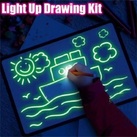 Rich results on Google's SERP when searching for 'Kids Magic Drawing Board'