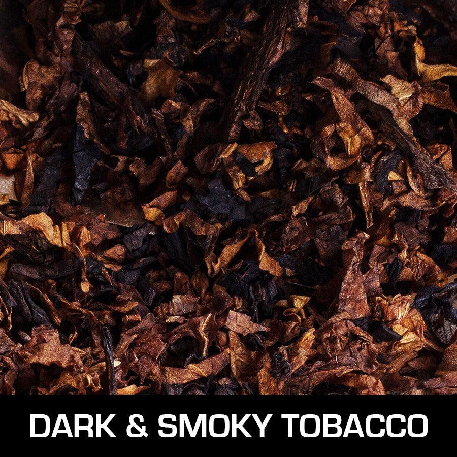 Dark & Smoky Tobacco Gourmet Eliquid
