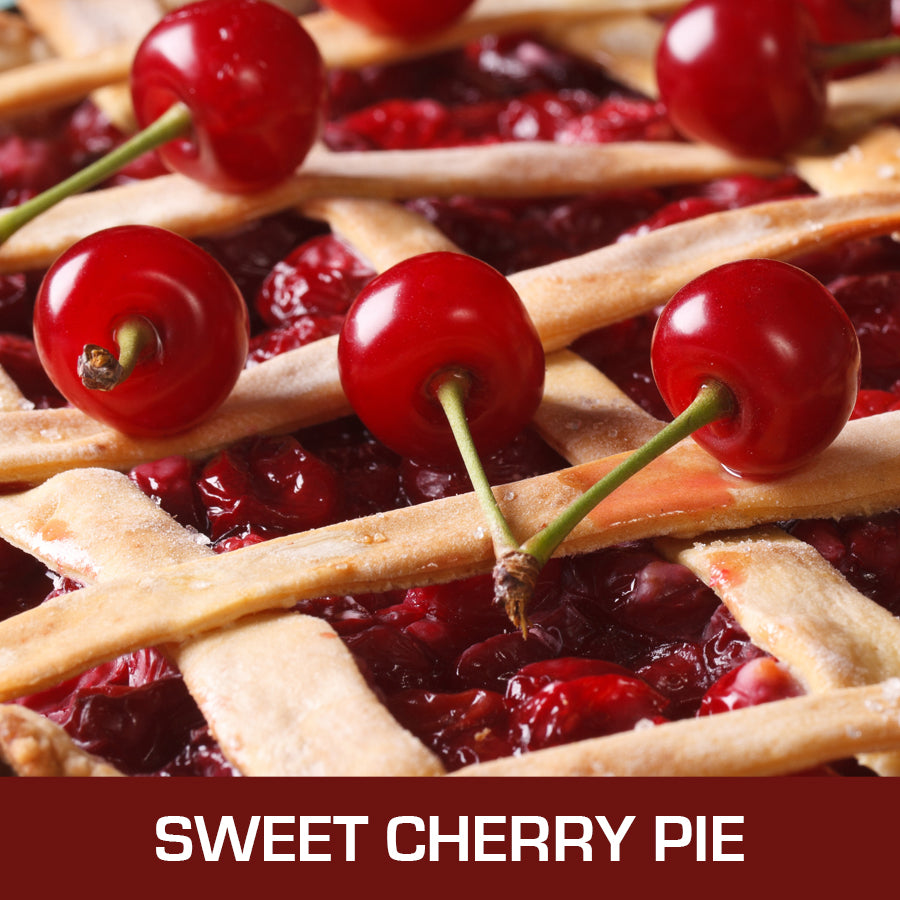Sweet Cherry Pie Picture