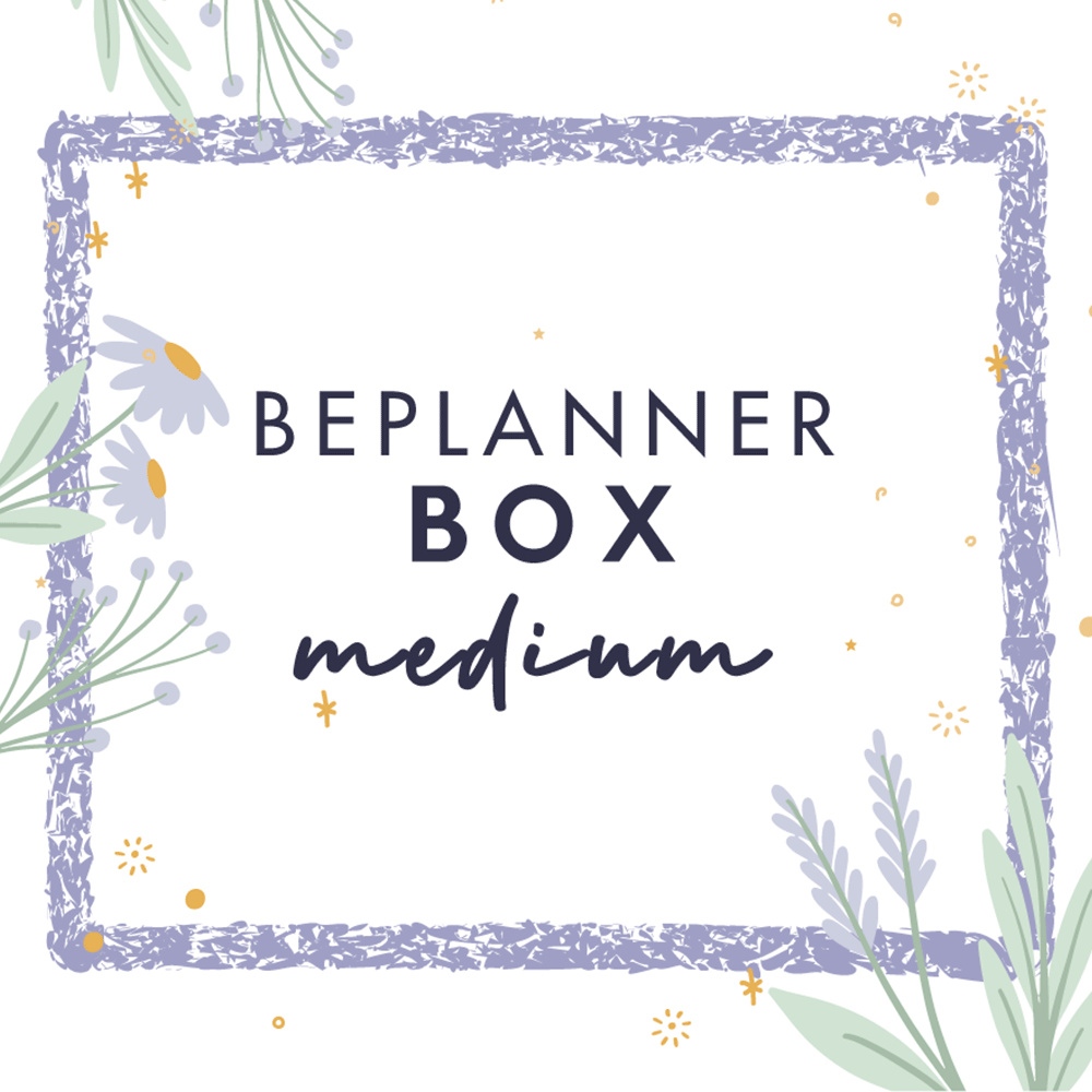 Beplanner Box Medium