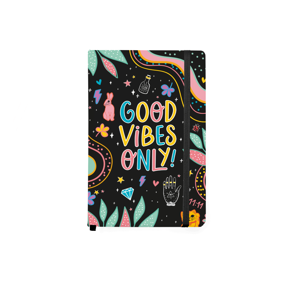 Libreta Good Vibes Only Beplanner