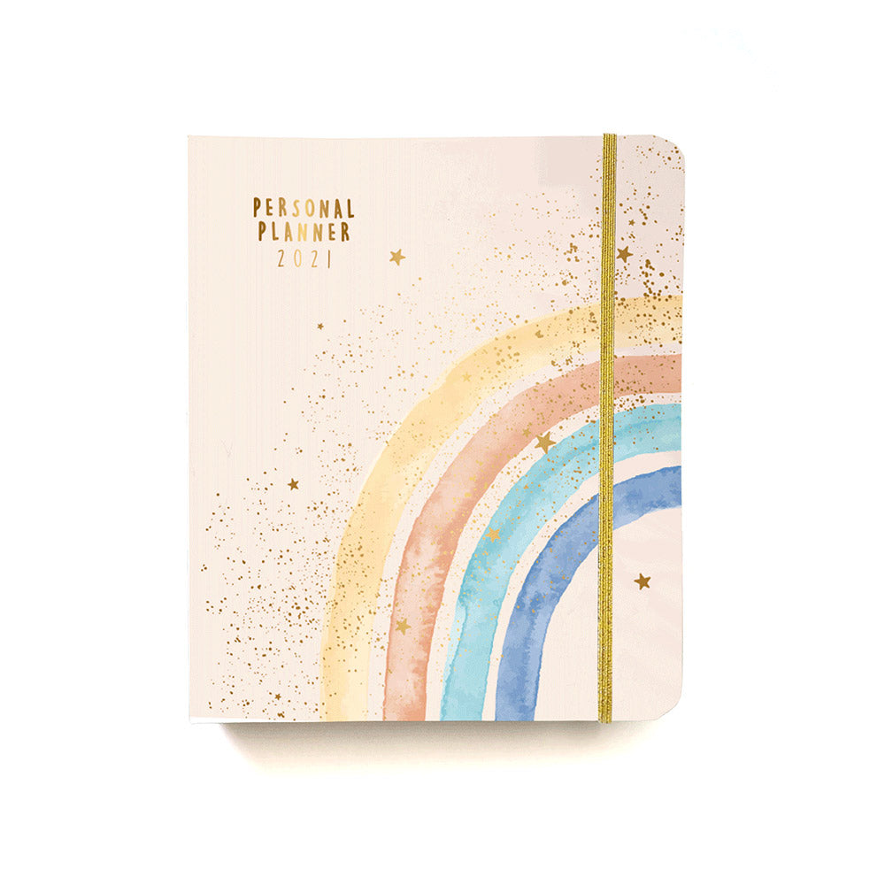 Personal Planner Arcoiris Nude