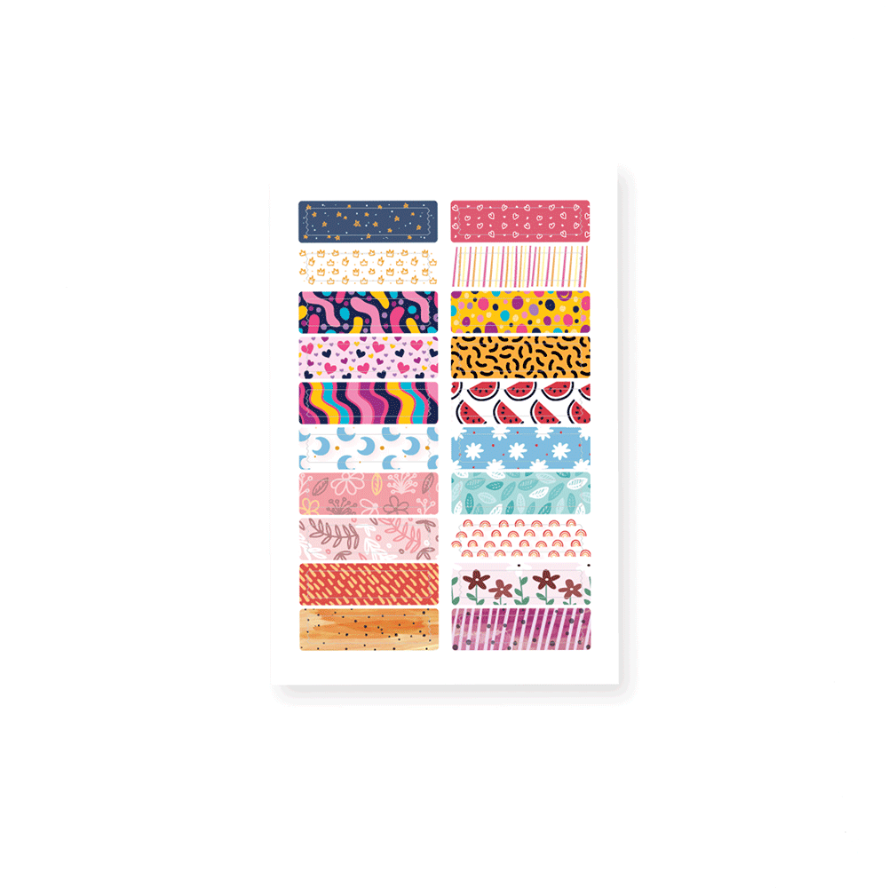 Sticker Washi