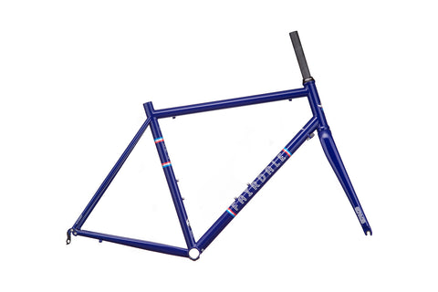 Fairdale The Goodship Frame and ENVE Fork Kit (Electric Blue)