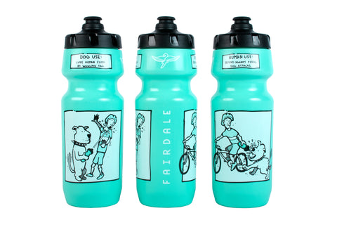 "Fairdale ""Defense"" Big Mouth 24 oz. Bottle - Mint"