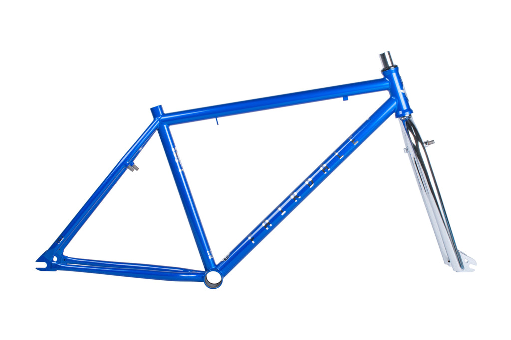 "Fairdale Taj 26"" Frame and Fork Kit (Candy Blue)"