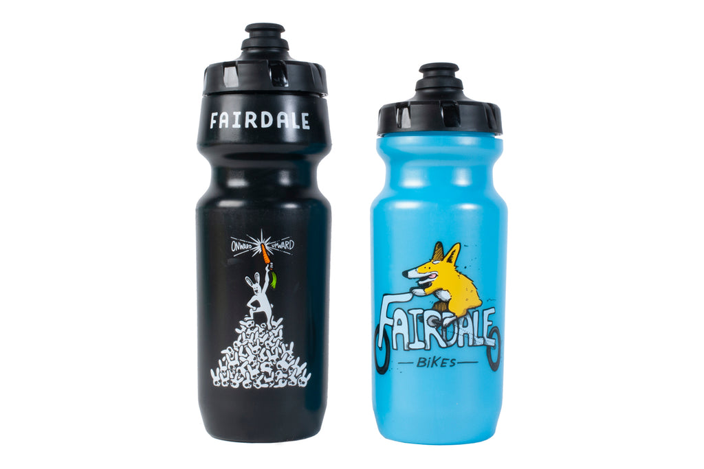 Fairdale Montercycle 21oz Water Bottle (Blue)