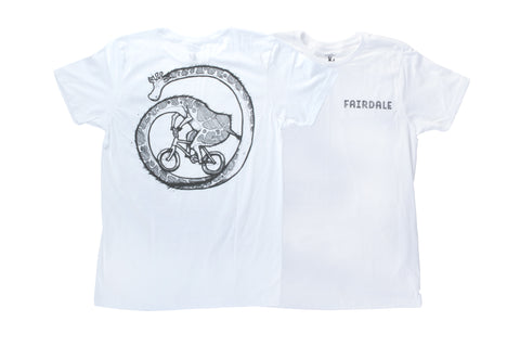 Fairdale How We Roll Tee (White)