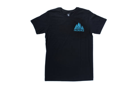 Fairdale Mini Peaks Tee (Black)