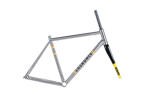 Fairdale Spaceship Titanium Frame and ENVE Fork Kit (Mechanical or Electric)