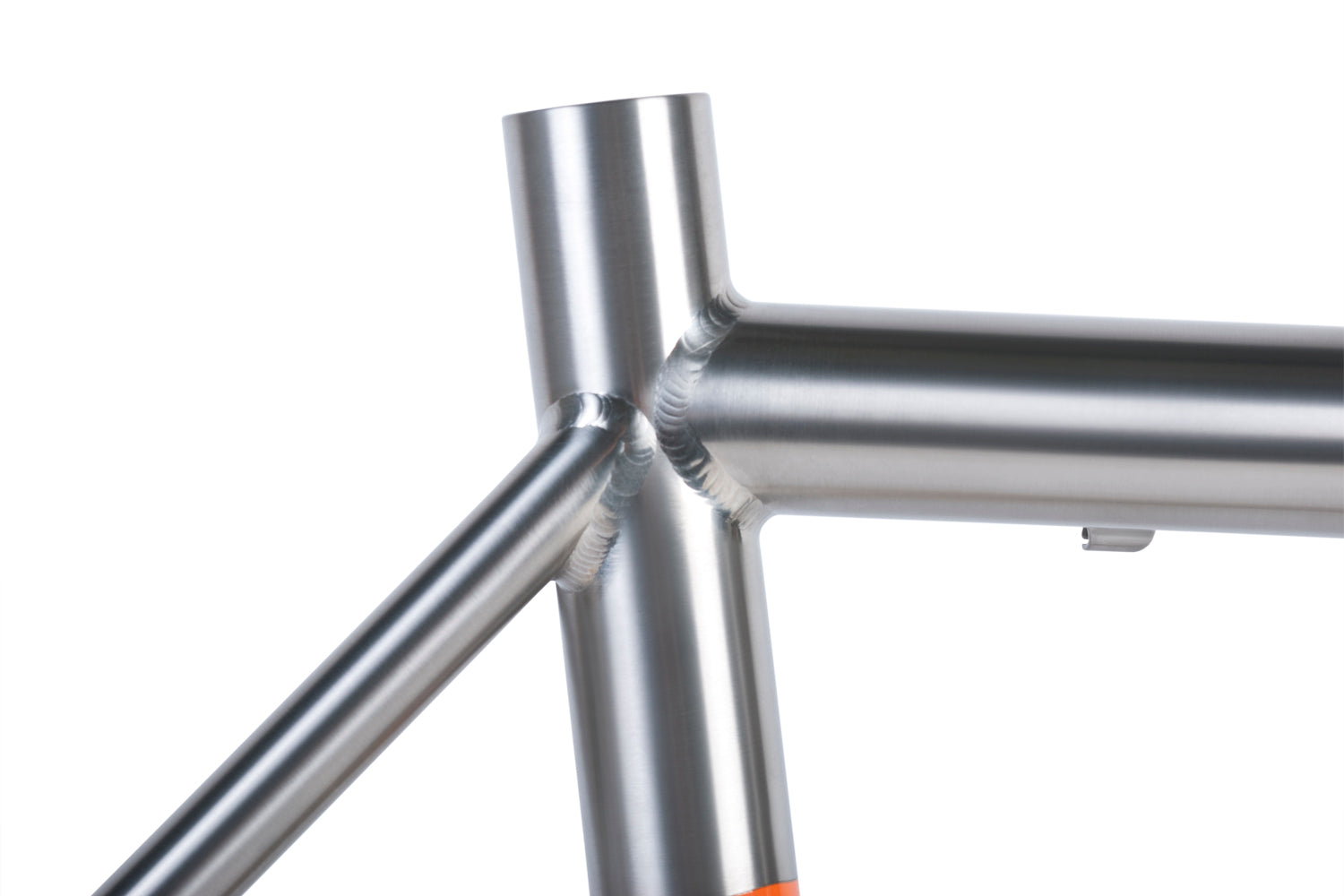 Fairdale Spaceship Titanium Frame and ENVE Fork Kit (Mechanical or ...