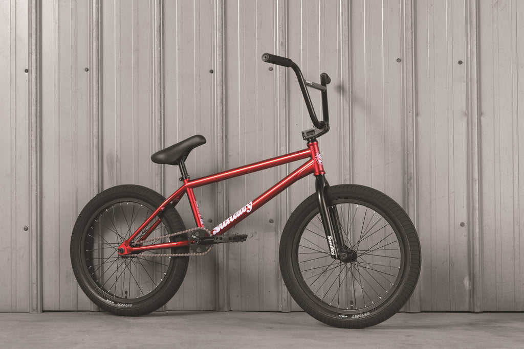"2020 Sunday Forecaster (Candy Red - Brett Silva / 20.75"" tt)"