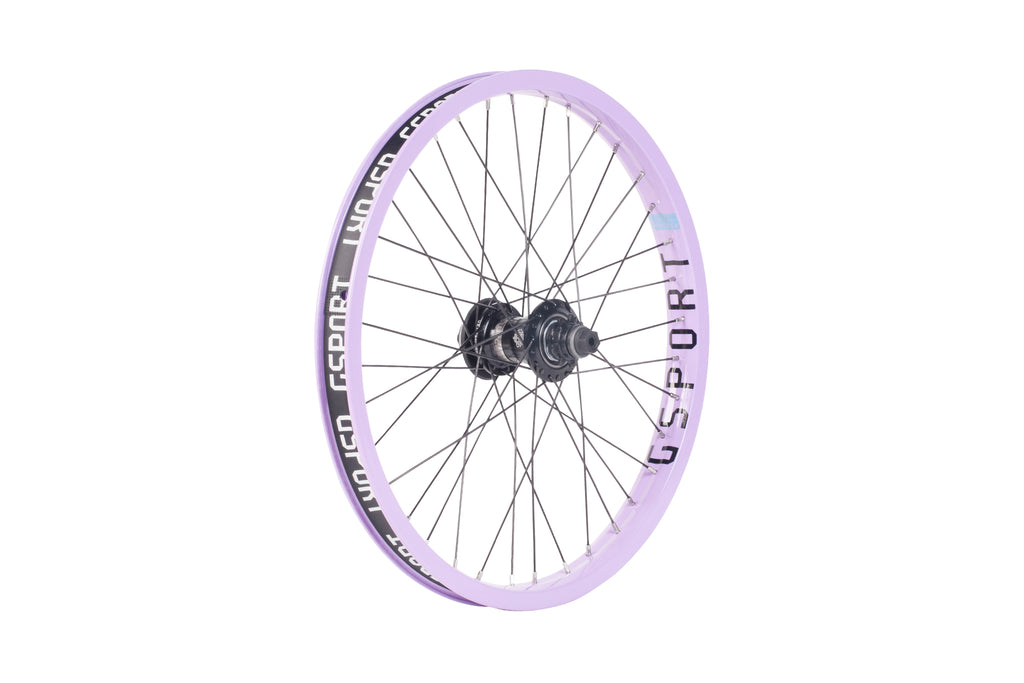 G-Sport Elite FC Rear Wheel (Limited Edition - Lavender)