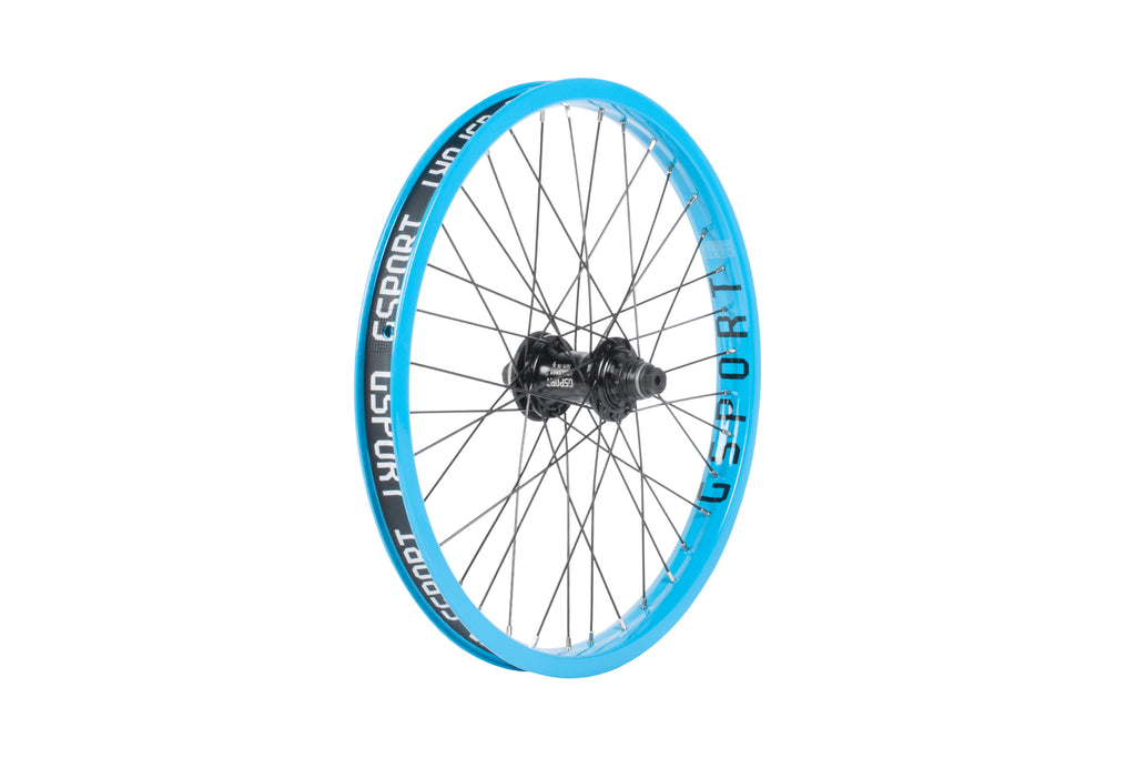 GSport Elite CSST Rear Wheel (25th Anniversary Cyan)