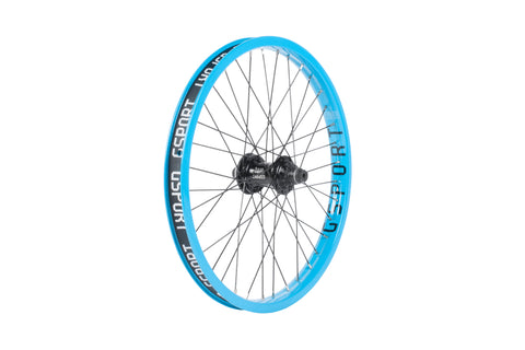 GSport Elite CSST Rear Wheel (Limited Edition - 25th Annivesary Cyan)