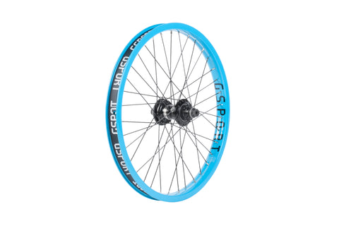 GSport Elite FC Rear Wheel (25th Anniversary Cyan)