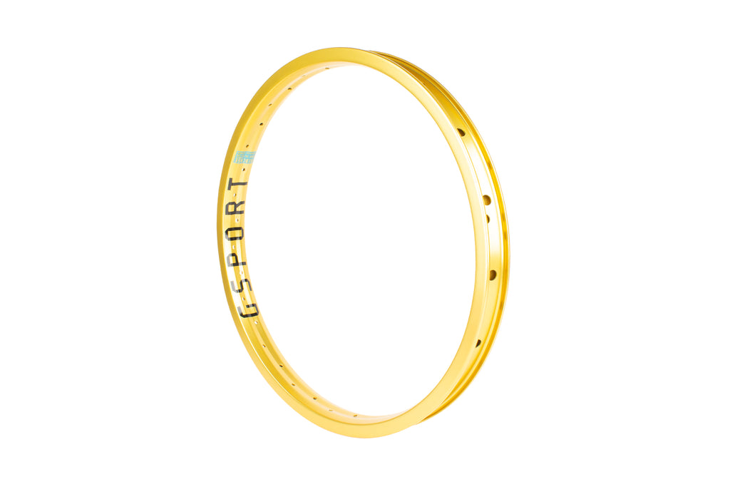 GSport Ribcage Rim (Anodized Gold)