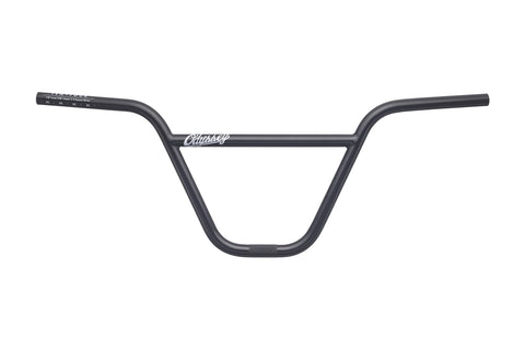 "Odyssey 10-4 ""TEN FOUR"" Bars (Rust Proof Black, Chrome)"