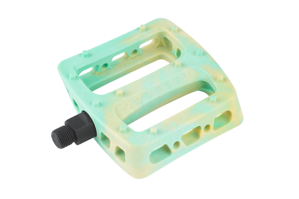 Odyssey Twisted Pro PC Pedals (Sherbet Swirl)