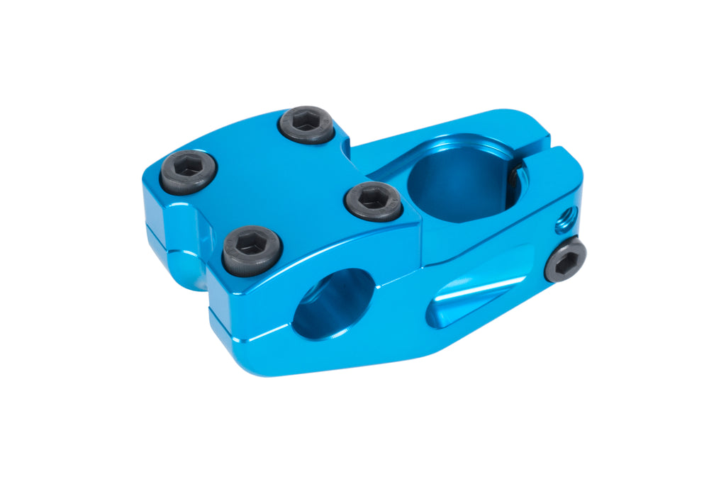 Odyssey BOSS v2 Stem (Aaron Ross signature - Limited Edition Anodized Cyan)