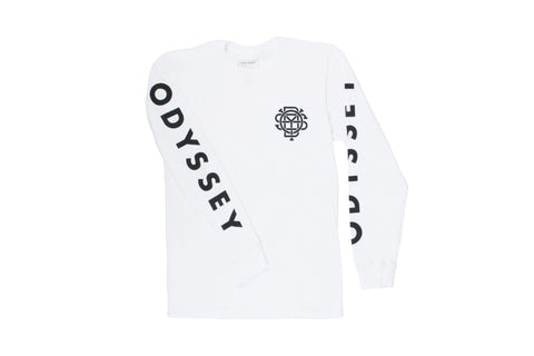 Odyssey Futura Long Sleeve (White)