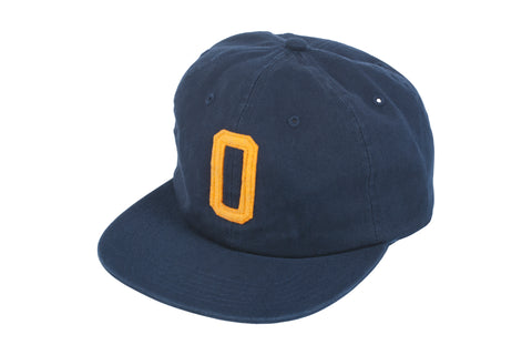 Odyssey O/85 Unstructured Hat (Navy/Goldenrod)