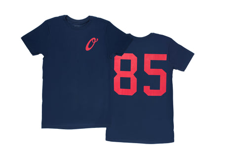 Odyssey Clubhouse Tee (Navy)