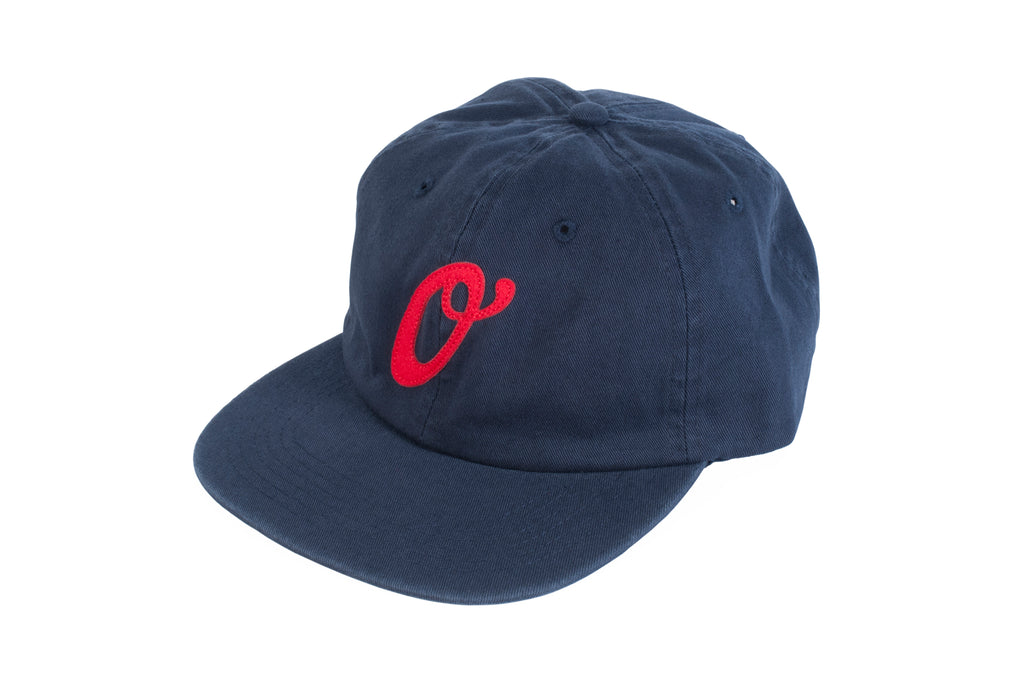 Odyssey Clubhouse Unstructured Hat (Navy)