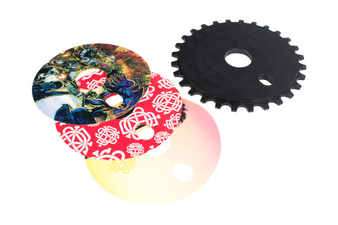 Odyssey Discogram Sprocket (Option 1, Decals Included)