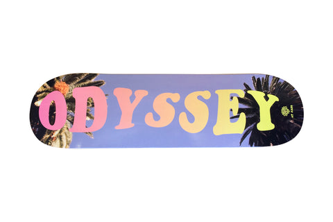 "Odyssey AT EASE 8.5"" Skateboard Deck"