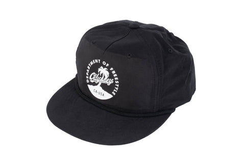 Odyssey Coast Unstructured Hat (Black)