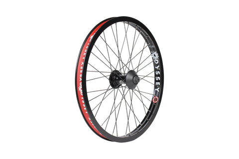 Odyssey Hazard Lite Front Wheel (Black or Chrome)