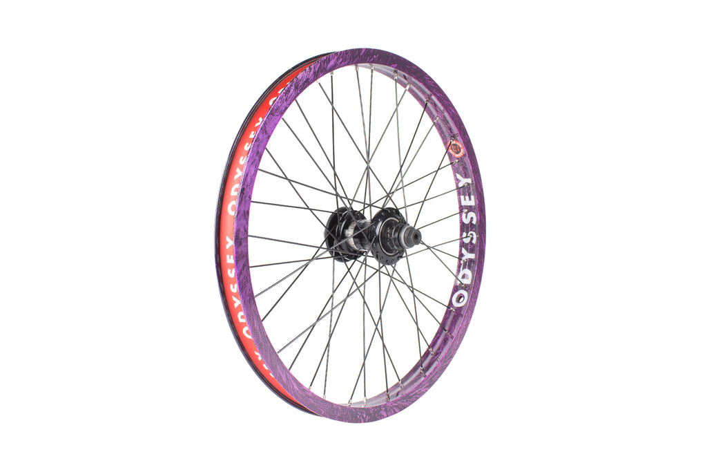 Odyssey Hazard Lite Freecoaster Wheel (Limited Edition Purple Rain)