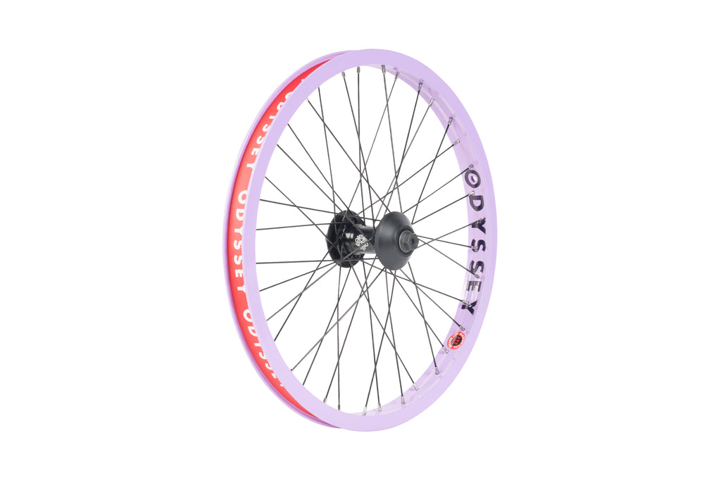 Odyssey Hazard Lite Front Wheel (Limited Edition - Lavender)