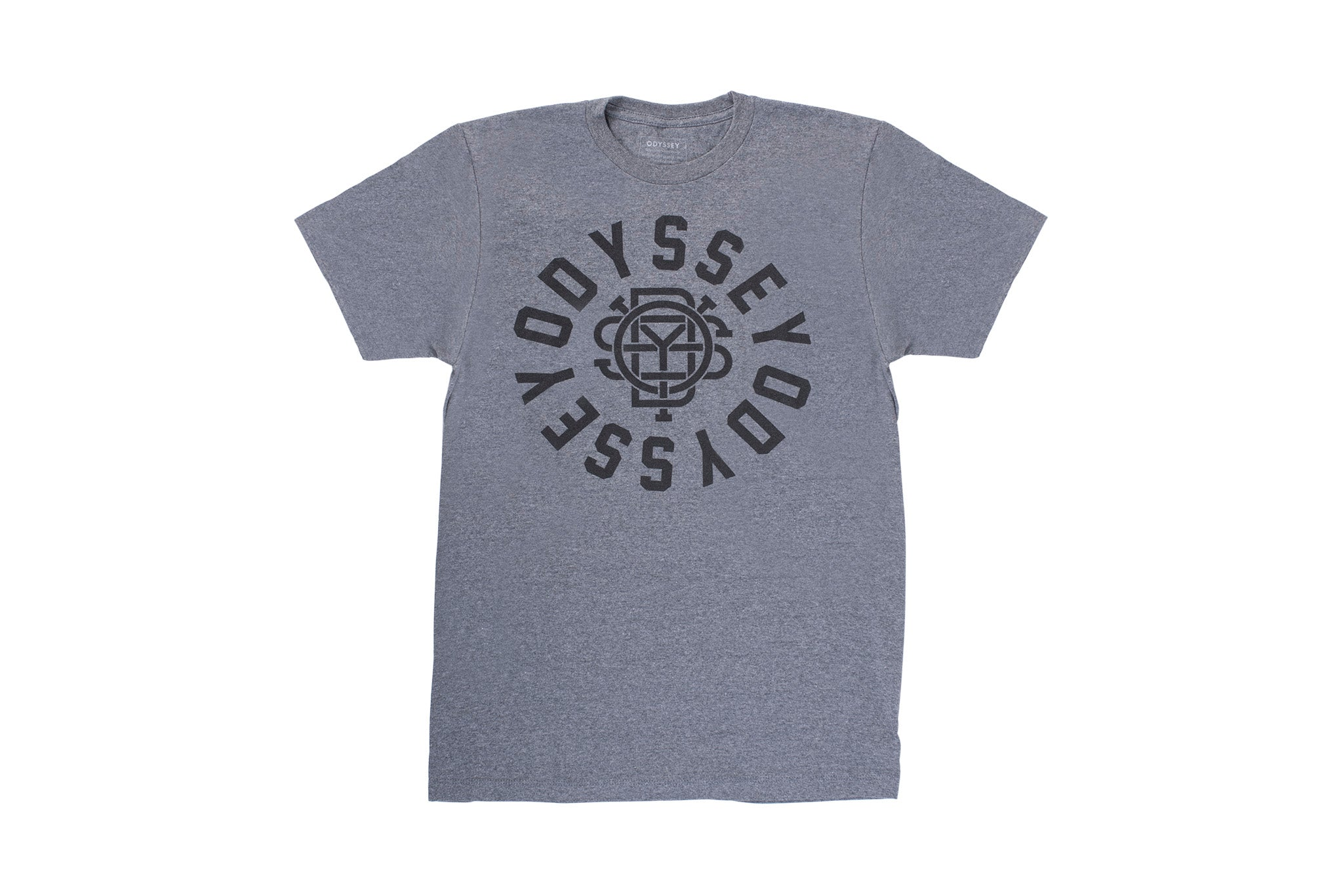 Central T-Shirt (Heather Grey)