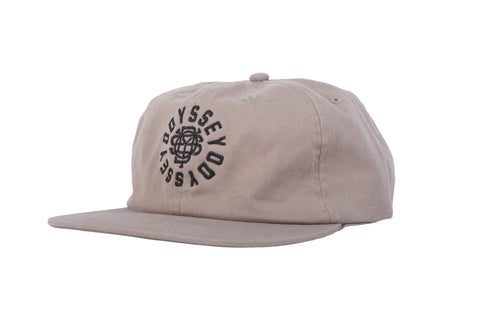 Central Unstructured Hat (Tan)
