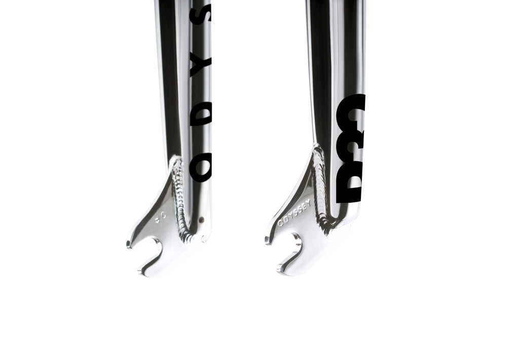 Odyssey R32 Forks Stickers (Black, White)
