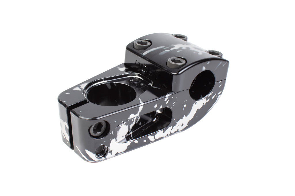 Odyssey RAFT Stem (Limited Edition Black/Silver Splatter)