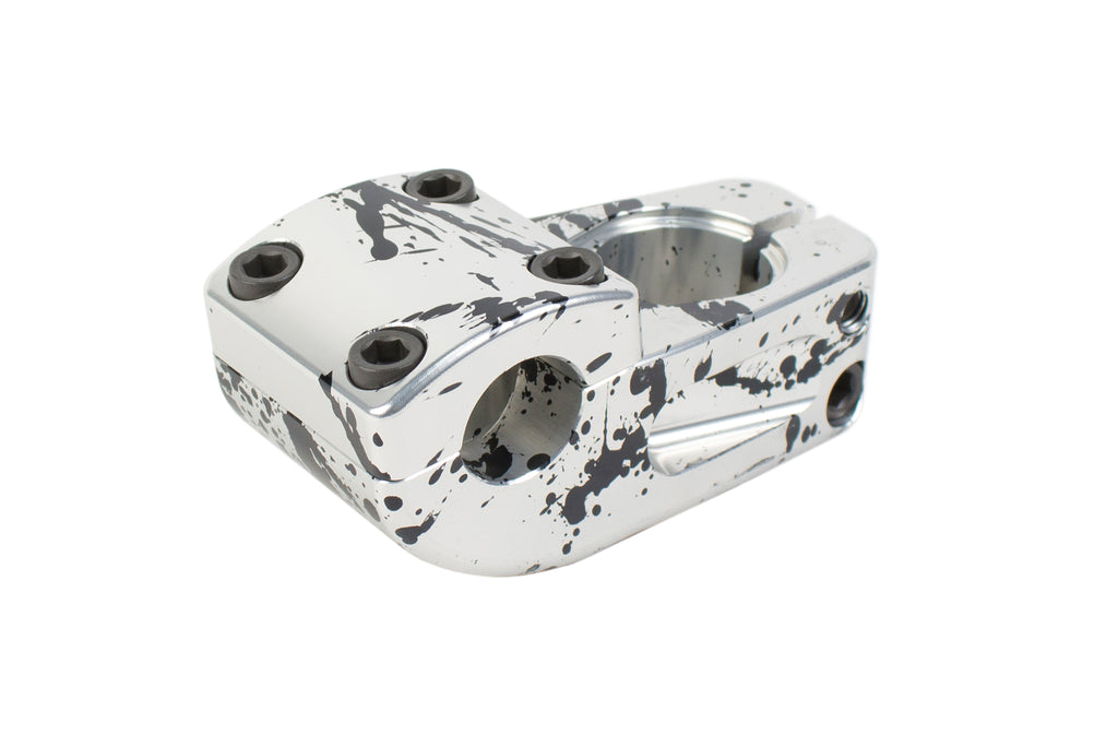 Odyssey RAFT Stem (Limited Edition Silver/Black Splatter)