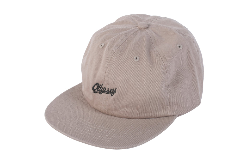 Odyssey Slugger Unstructured Hat (Tan)