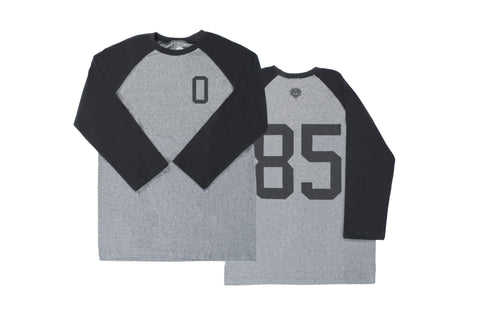 Odyssey Scrimmage Shirt (Black/Heather Grey)