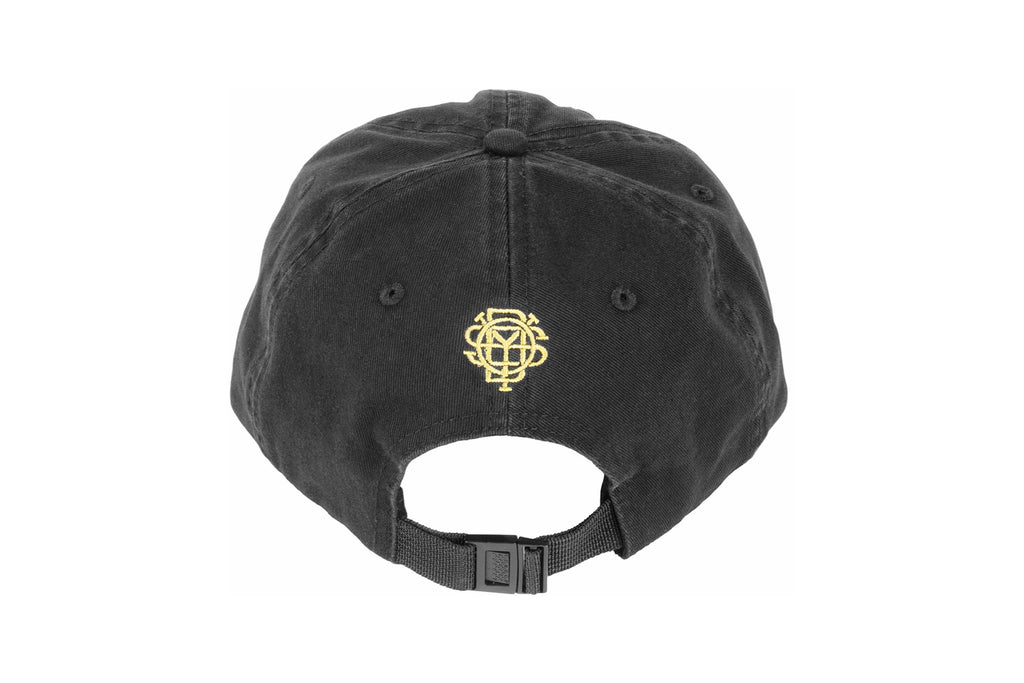 Odyssey Ease Unstructured Hat (Black)