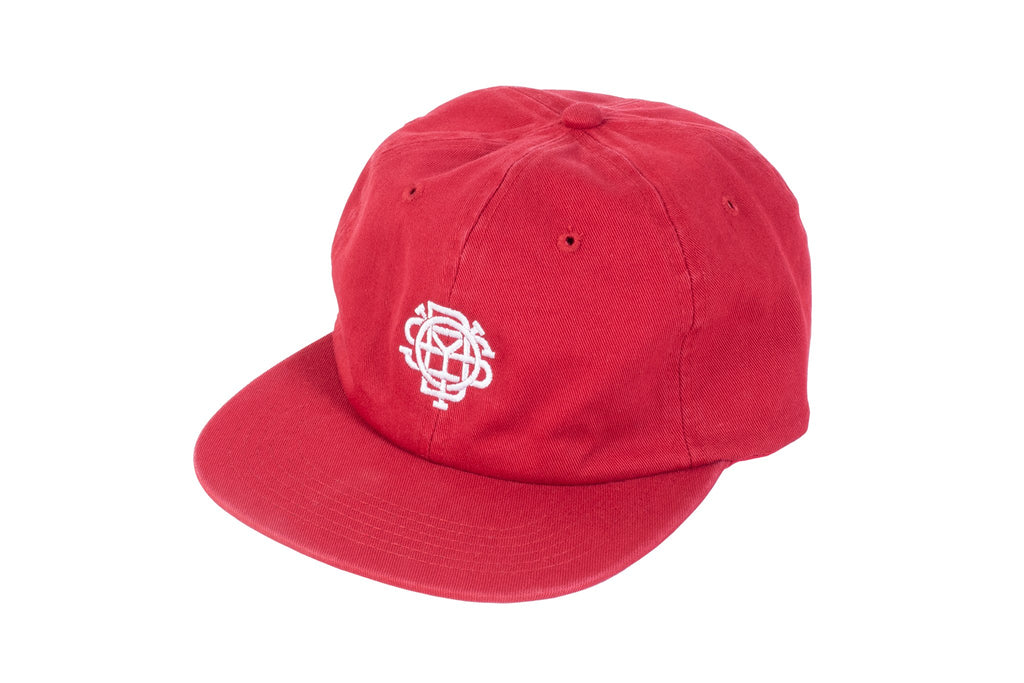 Odyssey Monogram Unstructured Hat (Cardinal)