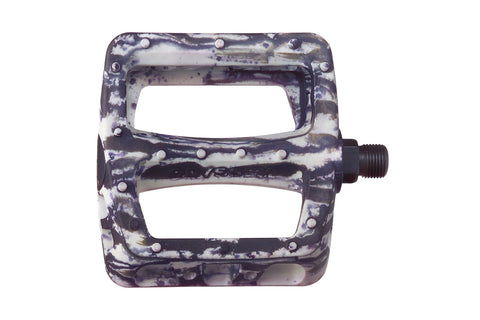 Odyssey Twisted PC Pedals (Black Tie-Dye Colors)