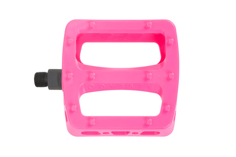 Odyssey Twisted Pro PC Pedals (Limited Edition - Hot Pink)
