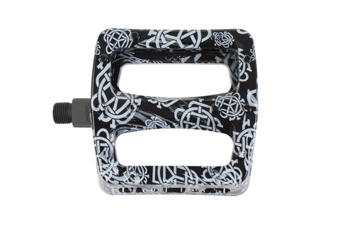 Odyssey Twisted Pro PC Pedals (Monogram All-Over)