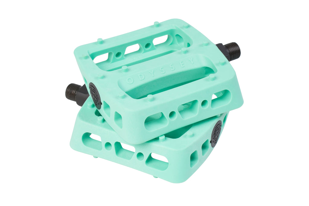Odyssey Twisted Pro PC Pedals (Toothpaste)