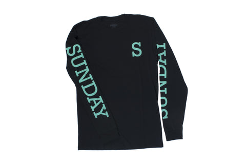 Sunday Rockwell Long Sleeve (Black)