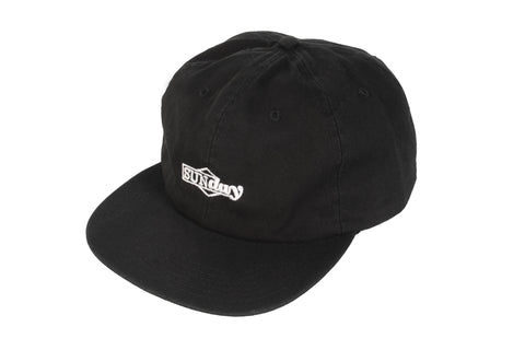 Sunday Composite Unstructured Hat (Black)